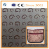 G Letters Jacquard with PVC Foaming Material Fabric for Makeup Bag