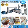 Hot Sale Zhuging PP Woven Facbric Film Double Die Laminating Machine