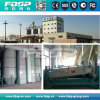 Floating Fish Feed Mill Plant with Pellet Mill / Extruder