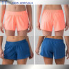 Compression Material High Waist Yoga Sports Shorts Wholesale
