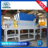 Twin Shaft Tyre Shredder Machine