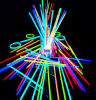 Flexible Colorful Glow Stick Light Sticks for Promotional Gift
