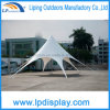 Dia 12m PVC Aluminum Star Shade Tent for Outdoor Event