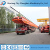 Warehouse Use 16 Ton Motor-Driven Overhead Crane for Lifting Equipment
