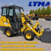 Mini Loader Machine Prices 0.8 Ton Chinese Front End Loader