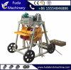 Mobile Moving Layer Concrete Block Machine for Sale