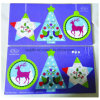 Promotional Gifts Paper Car Air Freshener Christmas Gifts