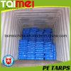 D-Ring Tarp PE Tarpaulin with UV Treated