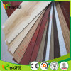 Fireproof Cherry Wooden Deep Embossed Vinyl PVC Lvt Click Flooring