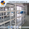 Medium Duty Longspan Rack with Steel Shelving