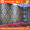 Wall Decorative Material Flower Wall Paper Price