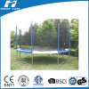 14FT Colourful Trampoline with Enclosure, Cheap Trampoline