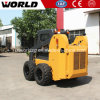 Full Hydraulic Small Size Wheel Drive Skid Steer Loaders