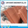 Terracotta Heat Resistance Stone Coated Metal Bond Roof Tile