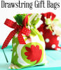 colorful Gift Bags for Wedding Gift or Promotion, Jewelry Gift Bag