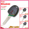 Remote Key for Mitsubishi Lancer Ex with 3 Buttons 4D61 Chip Fsk433MHz Without Logo