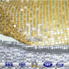 Metallic Cloth/Sequin Fabric for Curtain Drapery