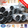 15m 10kn Polygonal Transmission Tower Pole