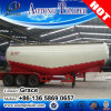 Tri-Axle Bulk Cement Trailer for Sale with Compressor & Diesel Engine (volume optional)