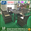 Rattan Dining Set Wicker Wide Rattan Furniture Table Sets Tg-Hl805