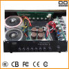 Mixer Power Amplifier with 48V Aand Master 500W