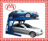 CE Hydraulic Two Post Car Parking Lift, Double Layer Hydraulic Parking Lift (DEP606)
