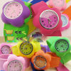 Flower Slap Wrist, Children, Kids Watch (SW-040)
