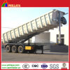 3 Axles Heavy Duty Semi Dump Trailer