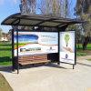 Outdoor Advertising Equipment Bus Shelter