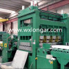 Cut to Length Machine with Fly Shear