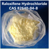 Factory Wholesale 99.2% Pure Raloxifene Hydrochloride Powder for Anti-Estrogen 82640-04-8