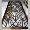 Stainless Steel Laser Cut Metal Screens for Wall Garden as Decorative Panels