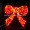 Beautiful Ribbon Christmas LED Decoration Light Mall Decorations