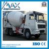 China HOWO Sinotruk 6*4 Concrete Mixer Truck with 10-12m3 Mixing Volume