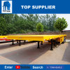 Titan Vehicle - 25m 3 Axles Extendable Container Flatbed Trailers
