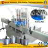 High Speed Solid Fuel Can Sealing Machine