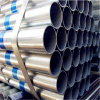 Galvanized Surface Round Black Annealed Steel Pipe