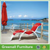 Rattan Pool Elegant Chaise Lounge