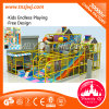 New Design Indoor Amusement Park Game Indoor Soft Play Area