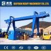 Rail Mounted Double Girder Gantry Crane