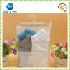 Wholesales Customized Tranparent Plastic PVC Garment Packaging Bag (JP-plastic 009)