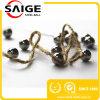 AISI1010 Carbon Steel Good Hardness G100 for Bearing 4mm Steel Ball