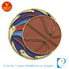 High Quality Enamel Sport Basketball Award Medal