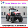 China Tractor Lier 2004