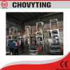 Plastic Polythene PE HDPE LDPE Blow Film Screw Extruder Machine