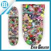 Glossy Waterproof Customized Logo Skateboard Stickers
