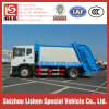 Garbage Compactor Truck Affordable Famous Brand Dongfeng 10 Cbm Garbage Transport Compressed Rubbish Truck