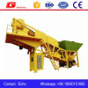 40m3/H Hauling Mobile Cement Concrete Beton Batching Plant in Cambodia