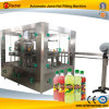 Automatic Hot Juice Bottling Machine