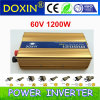 60V DC to AC step up Inverter for home supply system 110V 220V Power Inevrter 1200W